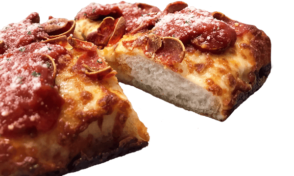 Gluten-Free Detroit Style Pizza