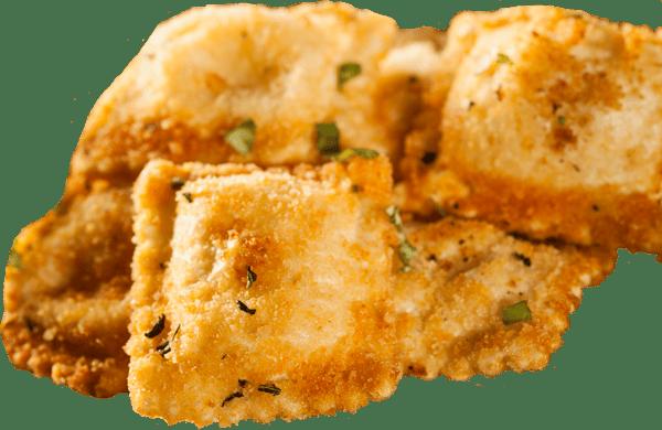 Breaded Ravioli