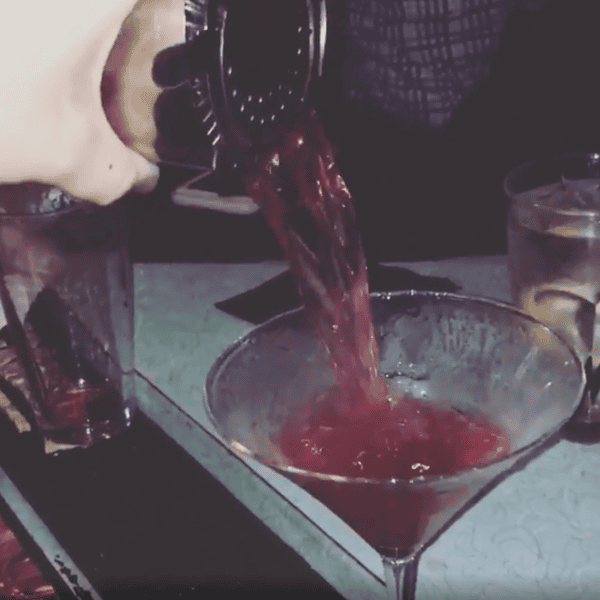 drink pouring