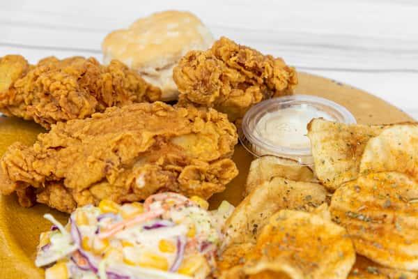 Fried Chicken 3 Pieces