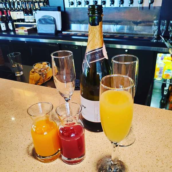 Mimosa Party
