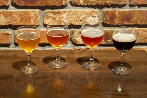 Draught Beer Flight