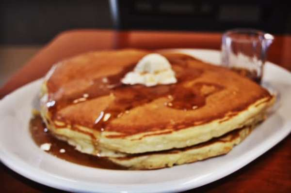 Real Buttermilk Pancakes