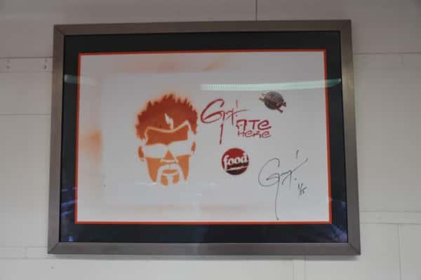Guy Fieri's Signature