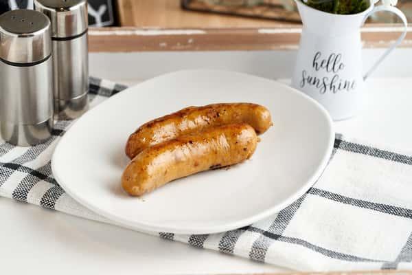 2 Sausage Links (Pork or Chicken)