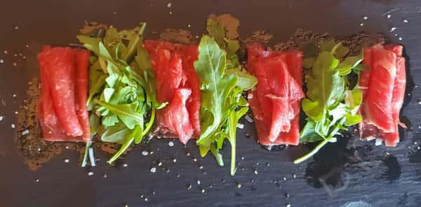 Kobe Beef Carpaccio - Chef Special