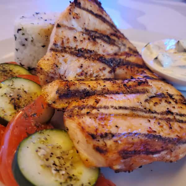 Santorini Chicken