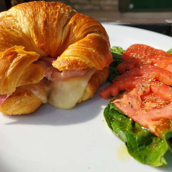 Prosciutto Croissant