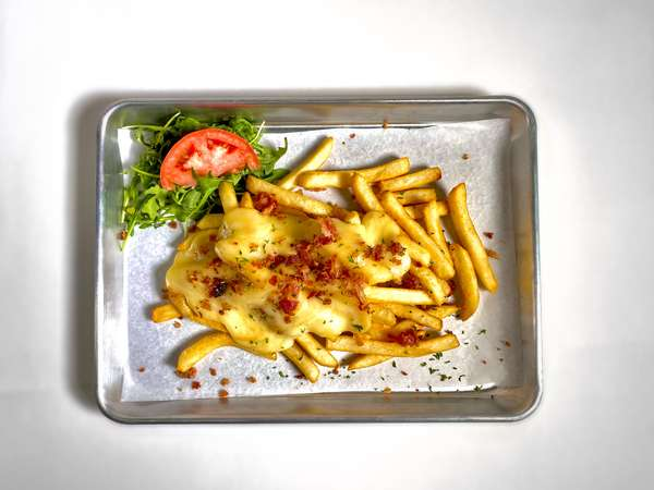 GoodaGouda Loaded Fries