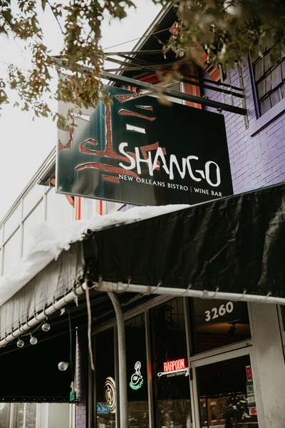 Shango front