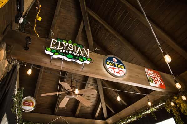 Madison Beer Garden
