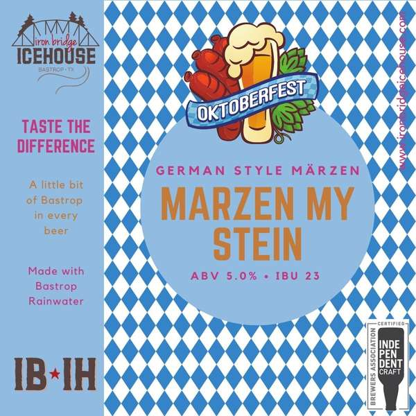 6. Marzen My Stein™ 6.0% | 23 IBU