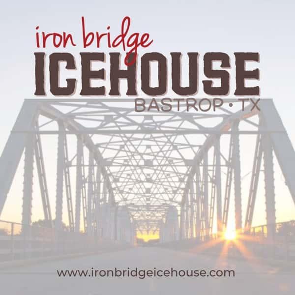 Iron Bridge Icehouse Sticker