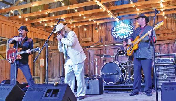 Blues Posse LIVE at Neighbor's Kitchen & Yard
