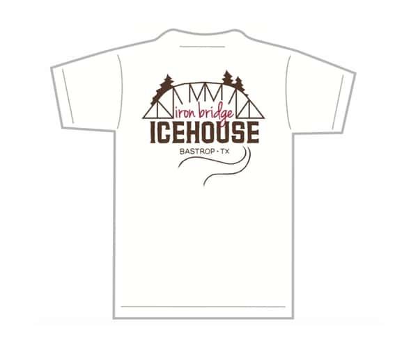 IBIH White Comfort Colors T-shirt