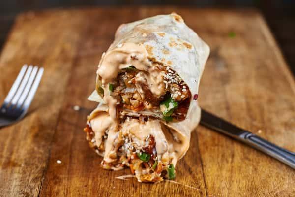 General Tso's Burrito