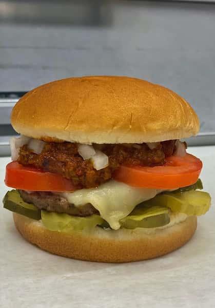 NEW Chili Cheeseburger
