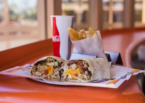 Club Burrito