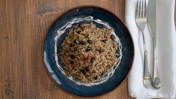 Beans and rice/Peas and rice
