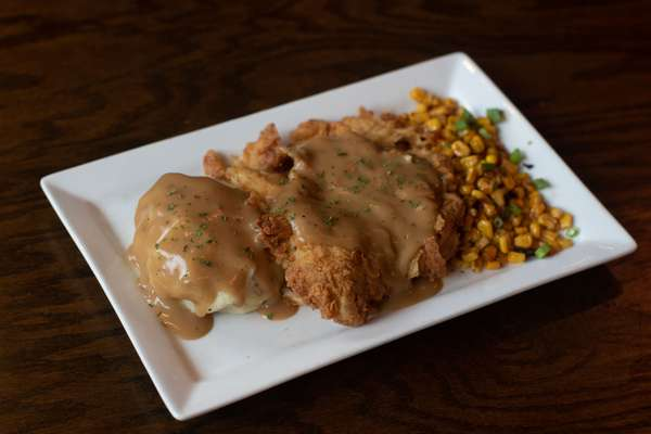 Southern Chicken Fried Chicken