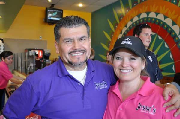 Jesse and Karen Ocana