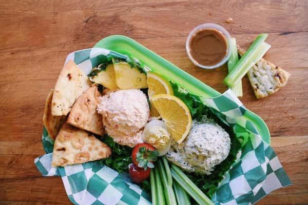 Martha's Salad Plate