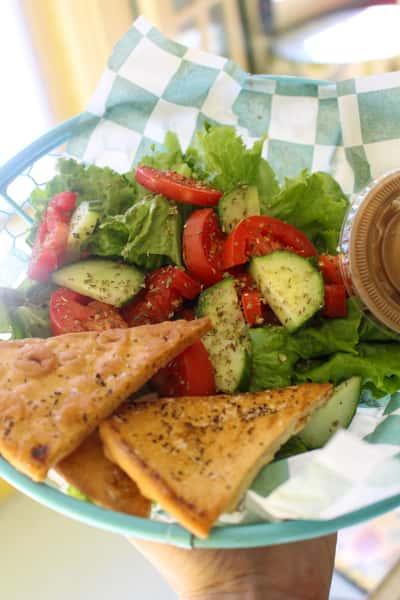Petite Side Salad