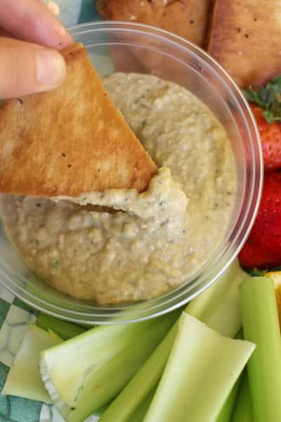 Hummus Nibble