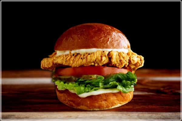 (Kids) Chicken Sandwich