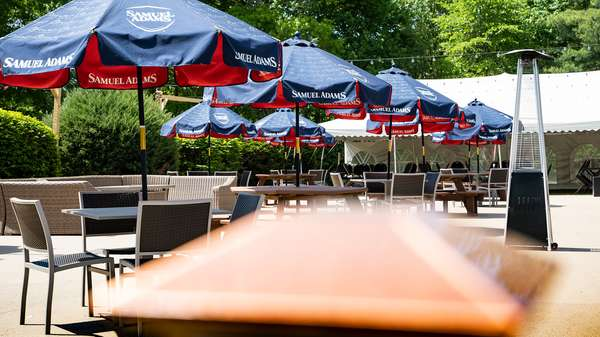 Outdoor Dining is here!