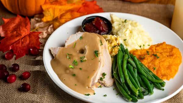 Thanksgiving Dinner at Fireside Grille
