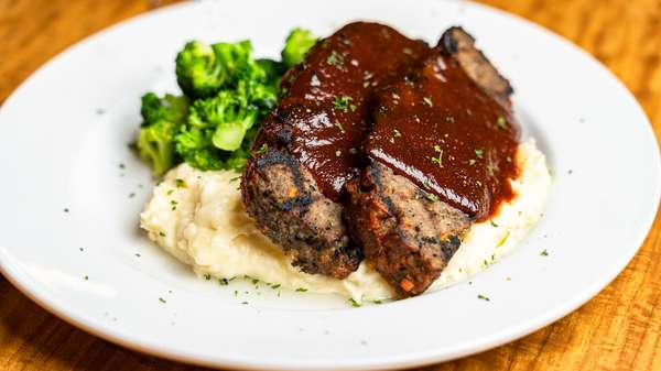 F5 BBQ Meatloaf