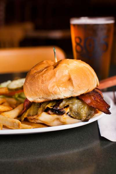 West End Burger