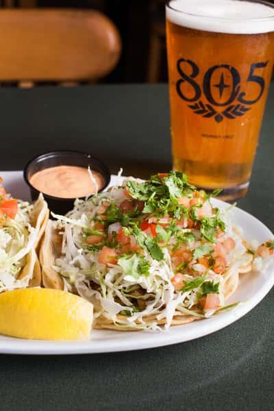 Cajun Fish Tacos