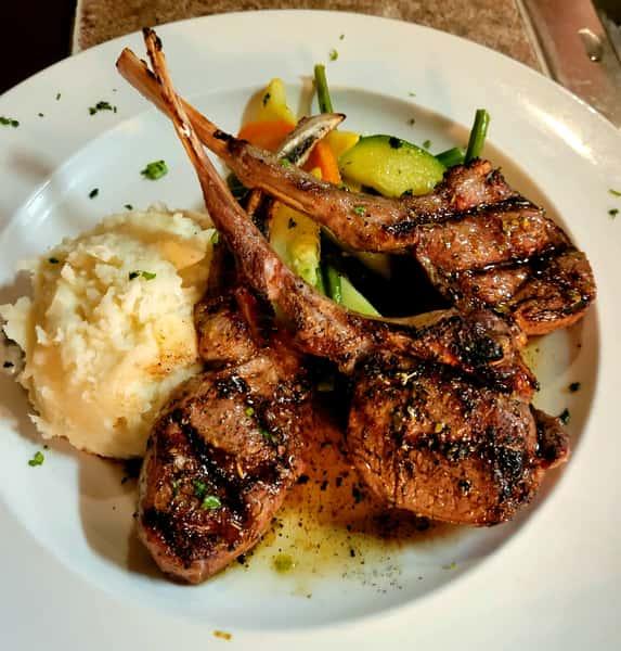Lamb Chops*