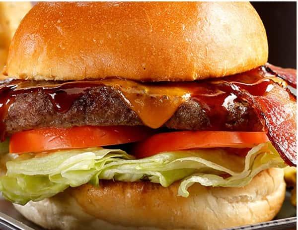 Sweet Home Bacon Burger