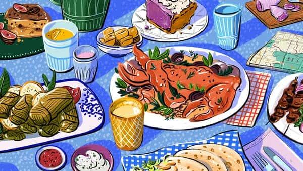 foods graphic