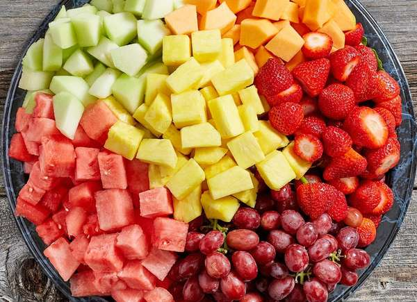 Assorted Fresh Fruit Tray