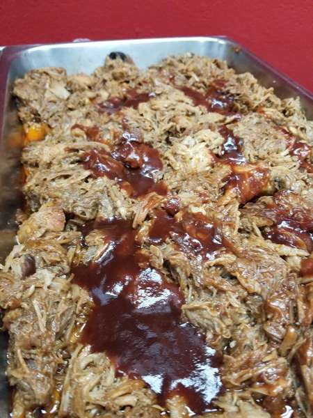 Pulled Barbecue Pork