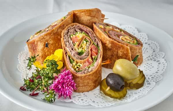 Roast Beef Wrap