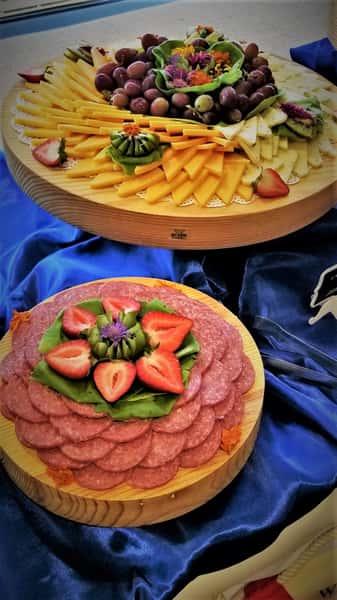 Cheese and Salami Tray