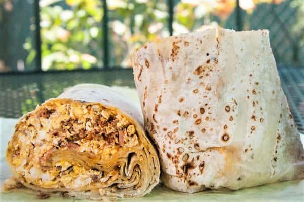 Breakfast Burrito (Minimum 10)