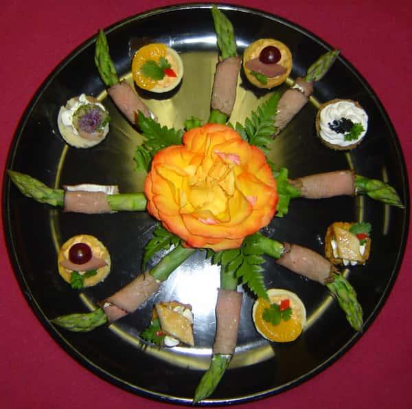 Asparagus Roll up