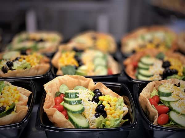 Taco Salad - Chicken or Steak
