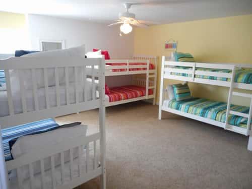 7 Bedroom Bunk Room