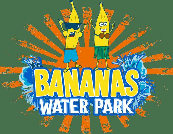 Bananas Water Park logo