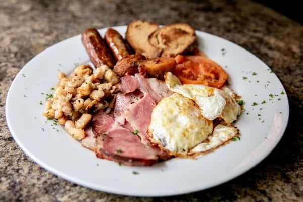 Traditional Irish Breakfast