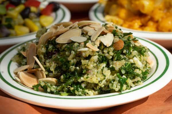 Kale Salad Side
