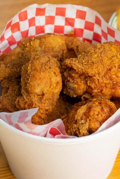 10 Piece Mixed Bucket Of Chicken