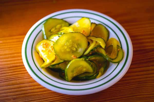 Side of Pickles